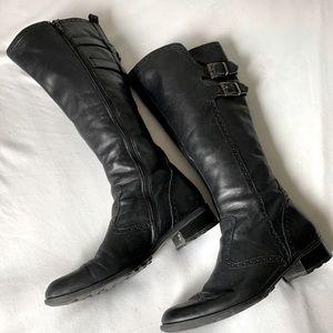 ITALIAN leather Boots by Calsolari Regnati